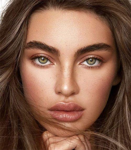 #Frauen #für #Ideen #Light Makeup natural #Mädchen #Makeup –
