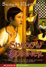 Shadow Spinner by Susan Fletcher