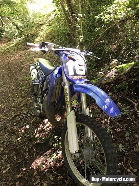 Yamaha YZ 125 2004 #yamaha #yz #forsale #unitedkingdom