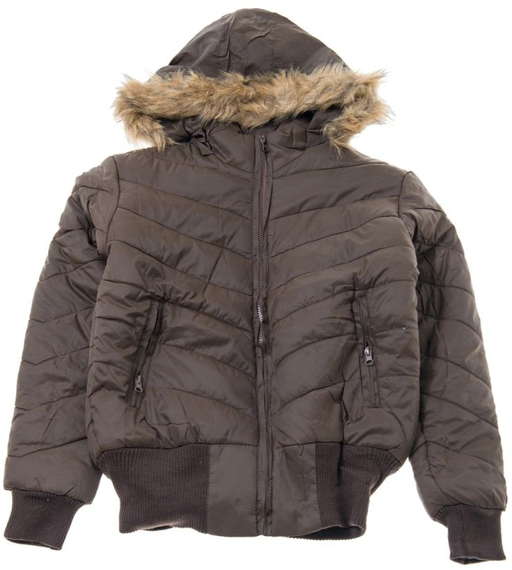 Linda Moda νεανικό μπουφάν «In The Winter» Κωδικός: 18094  €28,90