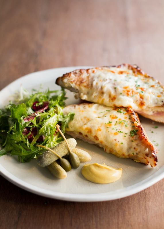 Croque Monsier #roastbkk #breakfast #brunch #lunch #alldaydining #cafe #croquemonsier