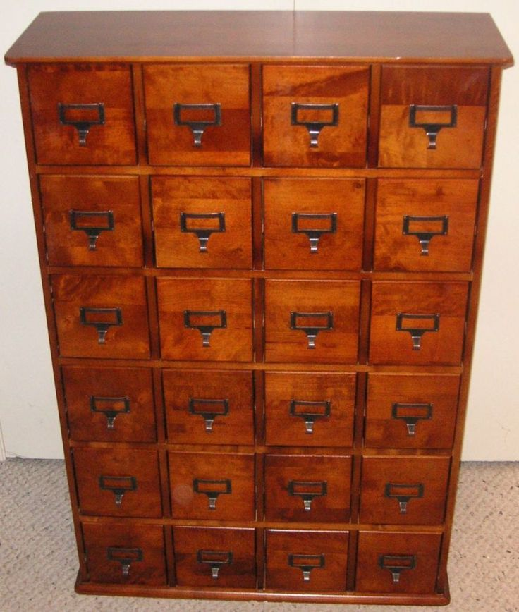 ray storage cabinet library design cd dvd media with drawers and doors oak finish