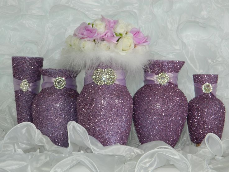 weddings wedding decorations wedding reception bridal shower baby lilac wedding glitter wedding centerpiecesbridal shower decorationseasy