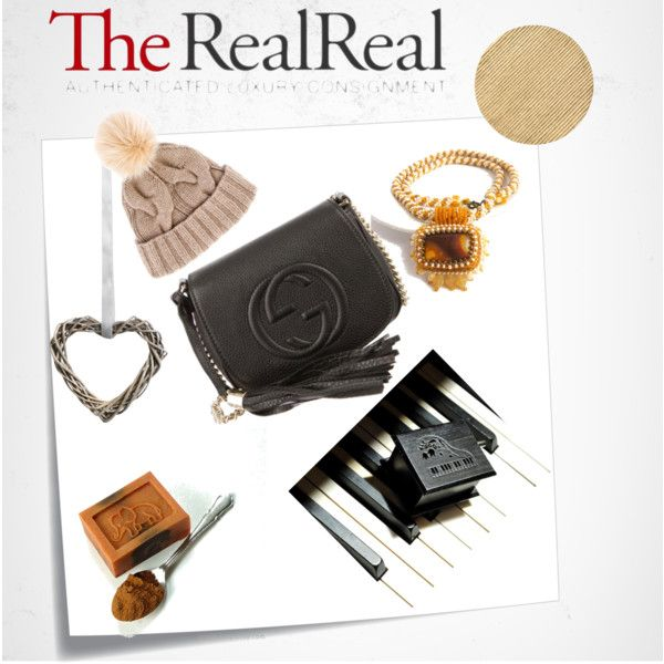 """""""Luxe Wish List with The RealReal: Contest Entry"""" by hajnalka-szabone-csiby on Polyvore"""
