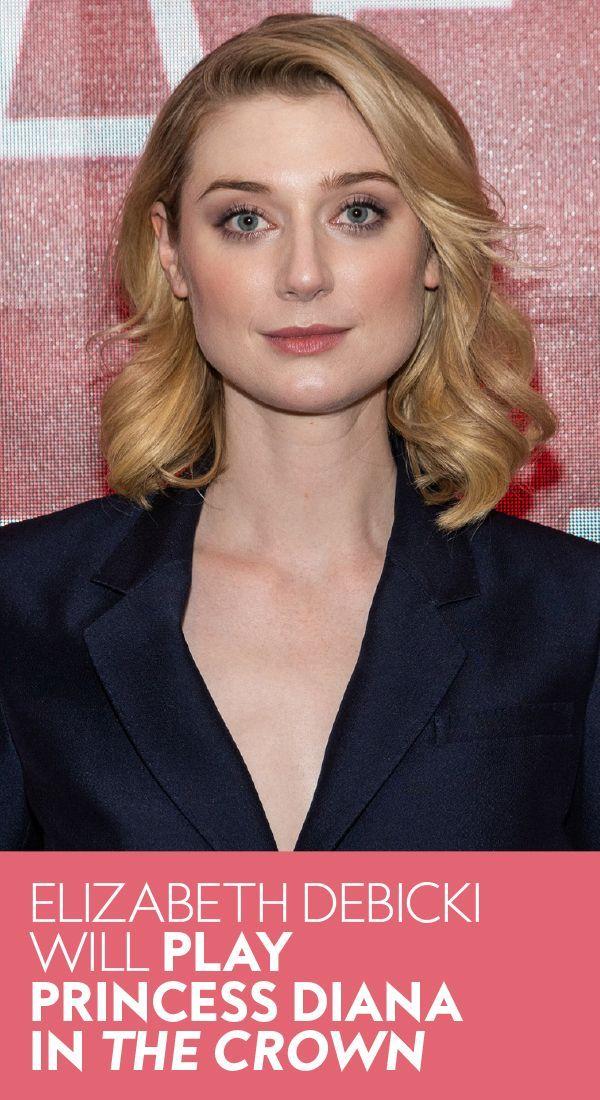 Elizabeth Debicki Will Play Princess Diana In Season 5 And 6 Of The Crown In 2020 Elizabeth Debicki The Crown Beauty Hair Makeup