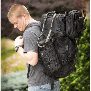 The Edge | PreppersEdge.com | The Bug-Out-Bag is the single most urgent necessity in preparedness planning. We have created The Edge –Total Bug-Out-Bag.  With over 100 distinctly chosen, high-end survival products and 15 specialty Maxpedition bags, The Edge is the only of its kind.  Supremely organized, decisively thorough, and incomparably secure.