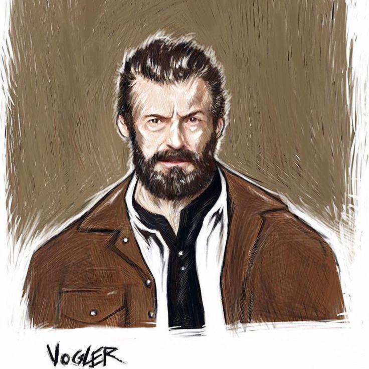 Old Wolverine by RYANVOGLER