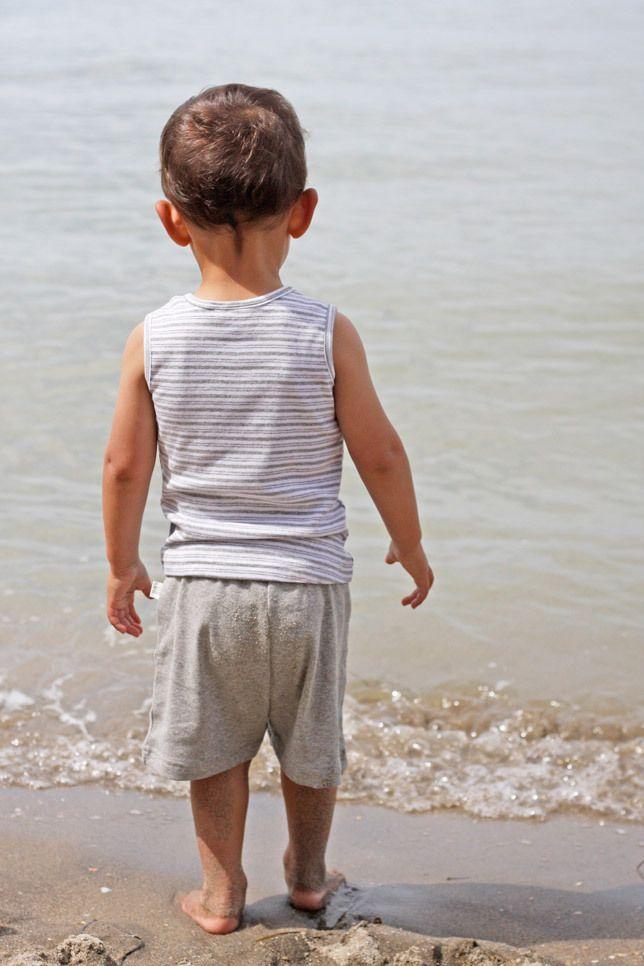 Babu - Boys Shorts, NZ$19.95 (http://www.babu.co.nz/clothing/summer-2012/boys-shorts/) Great for the beach or around the home, super cute shorts.