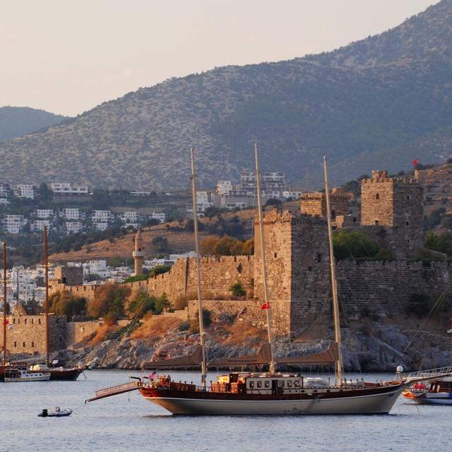 Turquoise Coast- Bodrum, Turkey