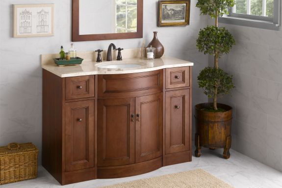 Beautiful 12 Inch Wide Bathroom Floor Cabinet