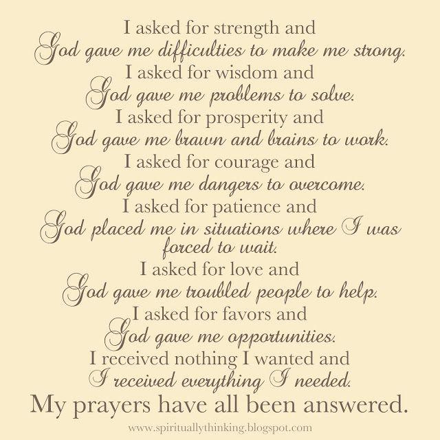 Best 25+ God answers prayers ideas on Pinterest | Gods timing ...