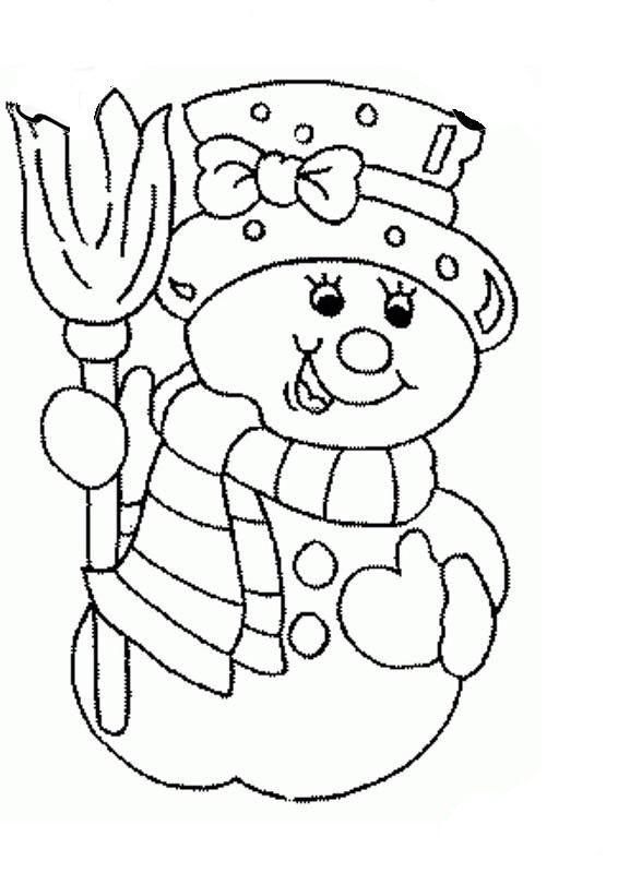 коллекции все картинки для раскрашивания снеговик данном разделе собраны