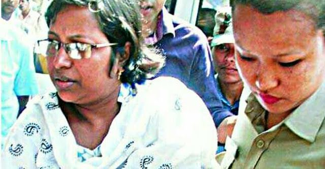 Child Trafficking Selling Case - Central Team from Delhi Reaches Jalpaiguri for Investigating   Sashmita Ghosh the former district child protection officer of Jalpaiguri who has been arrested for her alleged links with a baby sale racket yesterday said her senior officials should also be questioned by the investigators in the case.  Sashmita was produced in the chief judicial magistrate's court in Jalpaiguri yesterday by the CID. The court has remanded her in police custody for seven days…