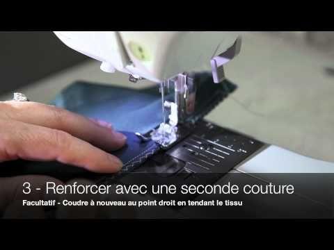 Technique de couture Jalie - Coudre des tissus extensibles sans surjeteuse