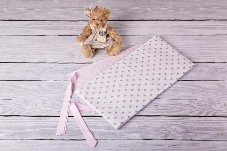 Cotton Bumper // Ochraniacze do łóżeczka: http://www.papillon-shop.pl/category/ochraniacze?horizontal