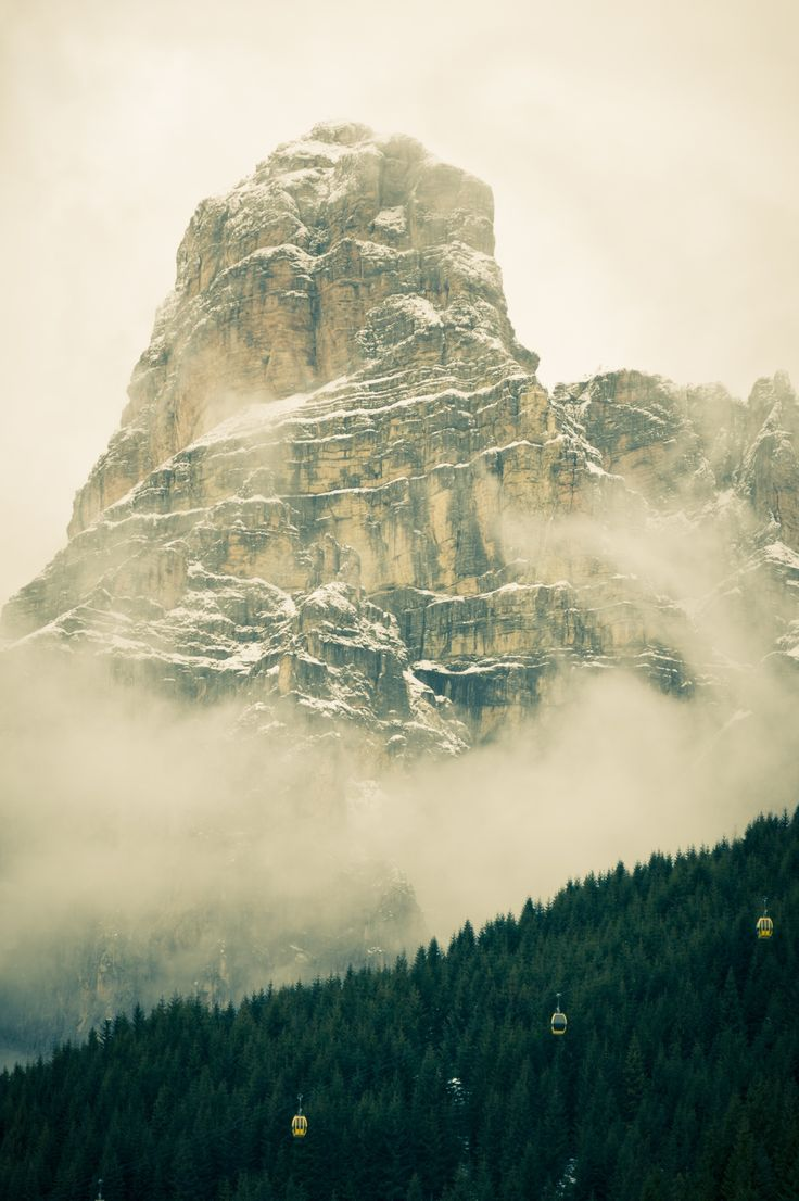 funivia col alto e sassongher by Sergio Pazzano on 500px