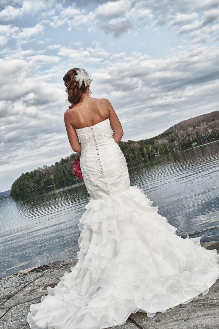Beautiful Deerhurst Resort Muskoka Wedding #Deerhurst