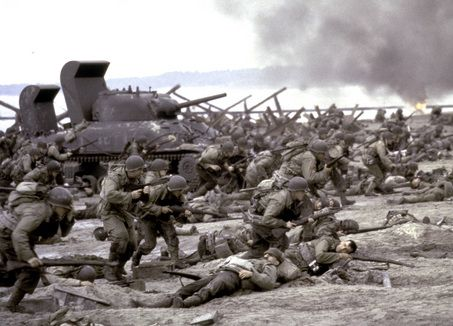 Battle of Normandy: Witnesses Relive D-Day Landings with Never ...