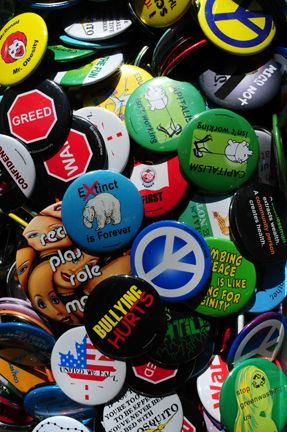 How do I get people or businesses interested in getting buttons made or using buttons for fundraisers? - The Button Guy Blog
