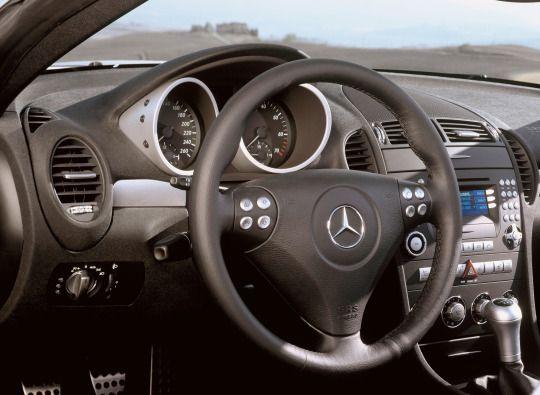 2004 Mercedes-Benz SLK 200 Kompressor