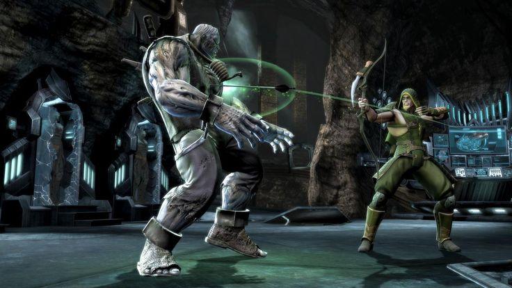 Injustice Gods Among Us 2 In Arrivo Su Next Gen Playstation 4 Xbox One E Pc Per Marzo 2017 Keyforweb It Ios