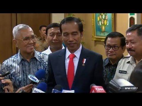 P. JOKOWI Apresiasi TNI Polri Bebaskan Sandera Mimika Papua