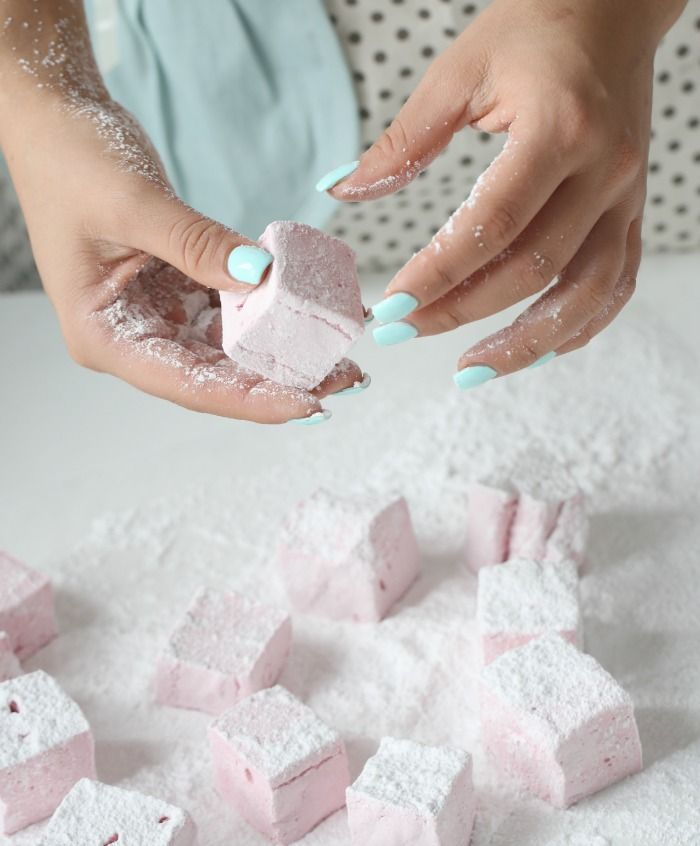 Cutest and easiest Marshmallow recipe!