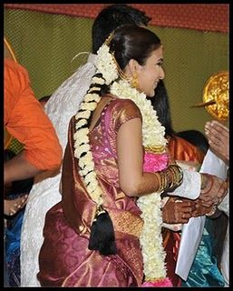 tamil nadu bridal hairstyle 5 traditional ethnic brides pinterest