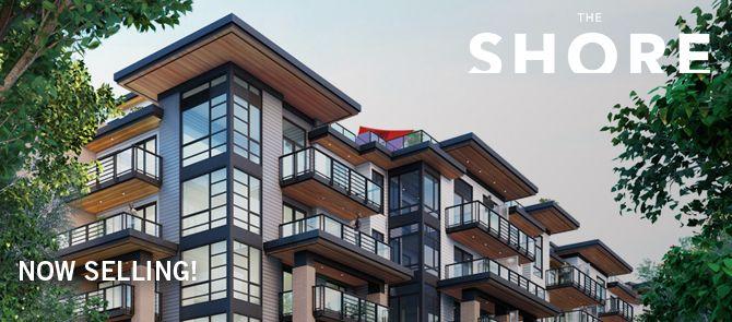 The Shore | North Vancouver Condos