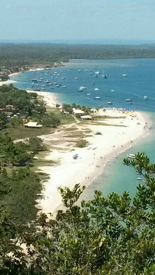 Praia da Gamboa/Bahia/Brasil