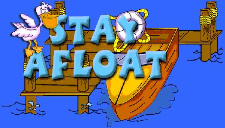 Stay Afloat - A fun spelling game (Hangman)