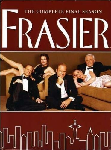 """'Frasier'Not only did """"Frasier"""" reap the most Emmys (37) of any series ever, but during its 11-season run won Best Comedy Series a record five times."""