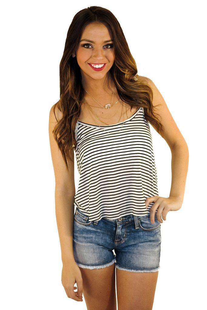 Driving Me Daisy Top- Black