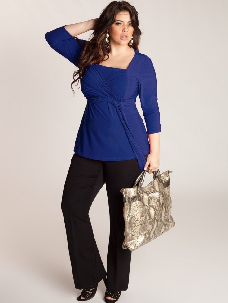 You will want to put the Luella Infinity Tunic in heavy rotation this season. Its convertible bodice has a work appropriate neckline and can be styled 2 different ways! Pair with tailored slacks and gems to match.