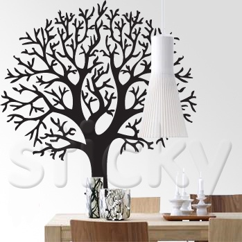 Wall Stciker TREE 1 by Sticky!!!