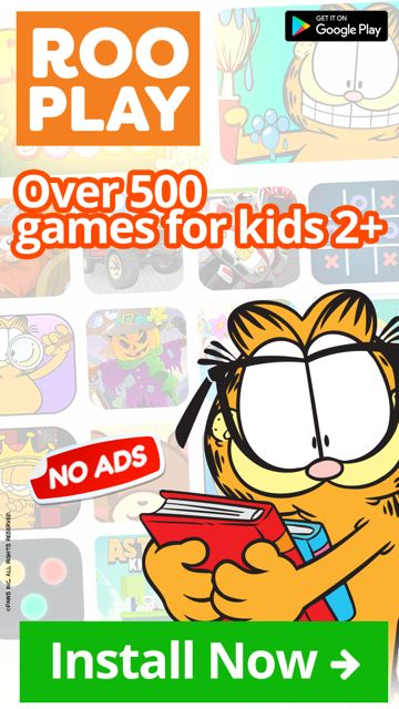 Endless activities for kids in 1 app. Try free!