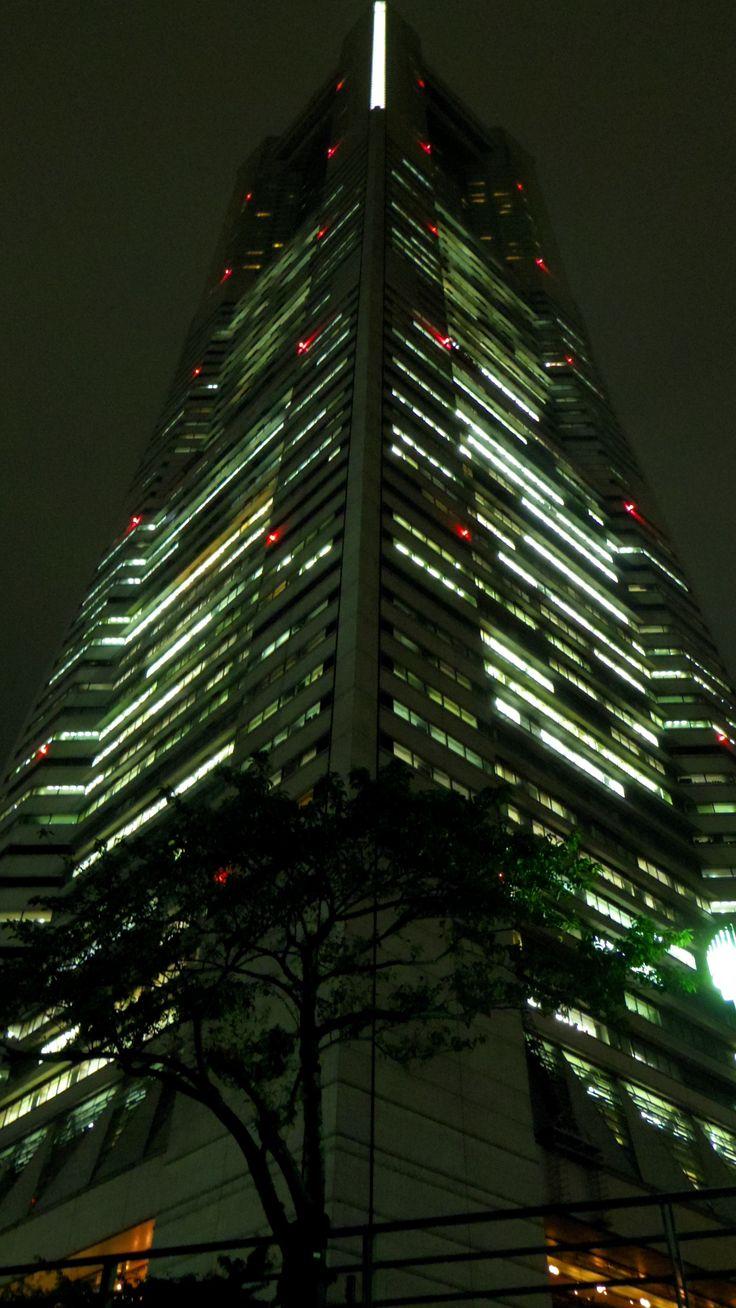 YOKOHAMA LANDMARK TOWER.