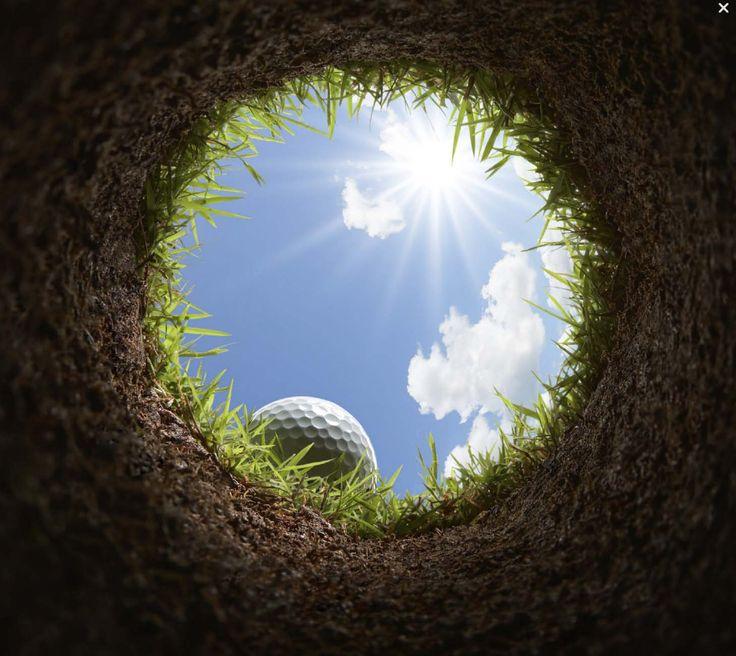 golf hole - Google Search