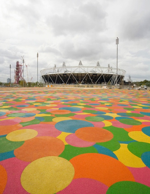 The look of the 2012 games: Olympics Games, London 2012, Inspiration Architecture, 2012 Games, Central Parks, Olympics London2012, Parks Bridges, Olympics 2012, London Olympics