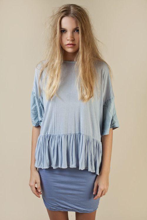 Primness silk/cotton top