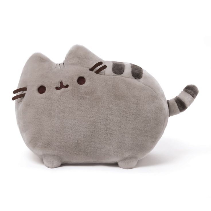 OMG ITS PUSHEEN!!!!! AND ITS A PILLOW!!