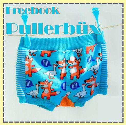 Freebook Pullerbüx - Lynaed