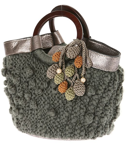 Knitted Bag ~ inspiration