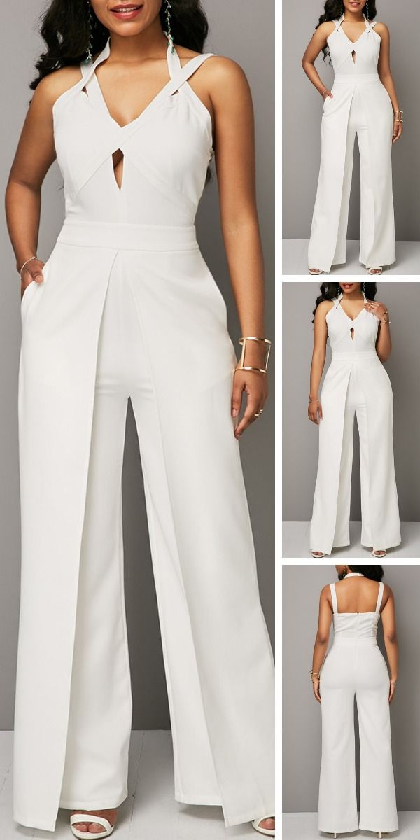 26c95d7c3b4f Upgrade your wardrobe and try a new style in this years. Solid White  Overlap Open