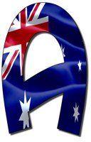 Australia Display Letters