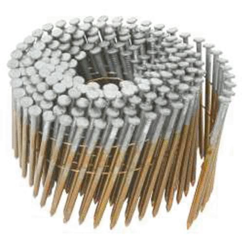 Hitachi 12211 Ring Shank Coil Framing Nail 8d 2 3 8 Air Tools Home Improvement Tools For Sale