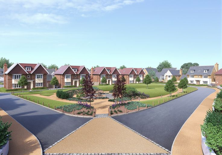 London Square - Chigwell Village