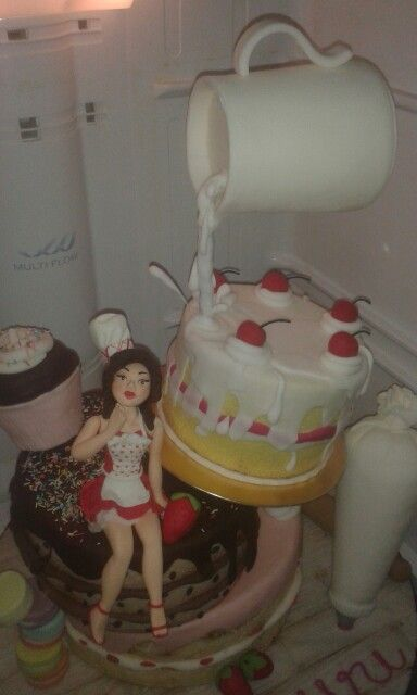 My Gravity cake