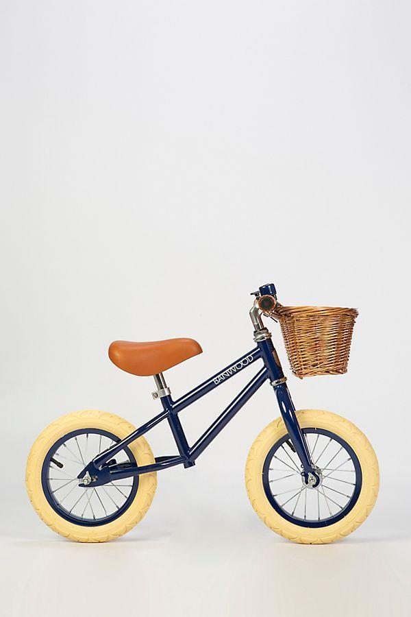 ef151bf7163 BANWOOD First Go! Navy Balance Bike   Kid-Friendly   Balance bike ...