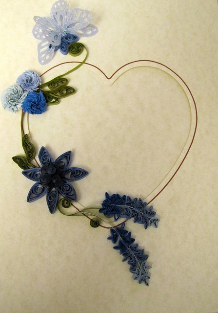 Quilling, Mothers, Quilling Photos, Heart To Heart, Photos Frames